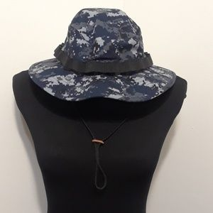 Other - 50% OFF AUTHENTIC Navy Military Digital Hat